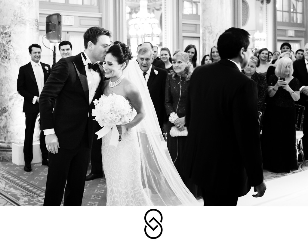 Willard Hotel wedding