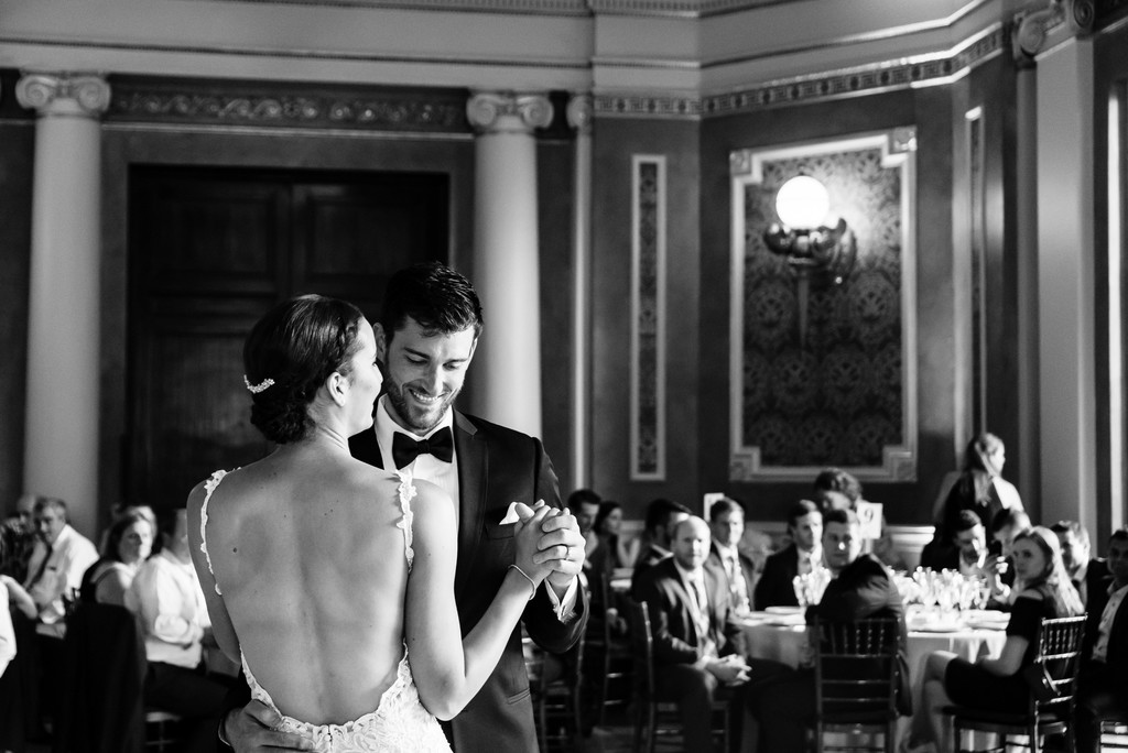 Union Station Presidential Suite wedding