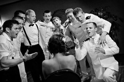 Naval Academy weddings