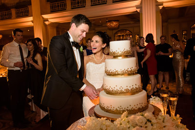 Willard Intercontinental Hotel wedding