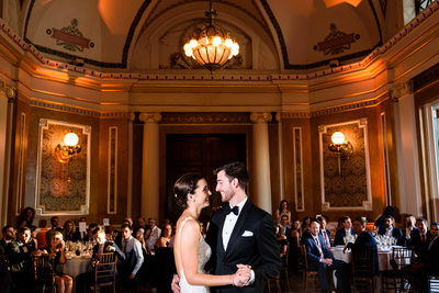 Union Station weddings in Washington, DC