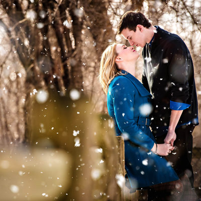 Paige + Brandon | Engagement