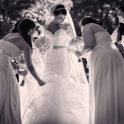 Maria + Ledion's Wedding