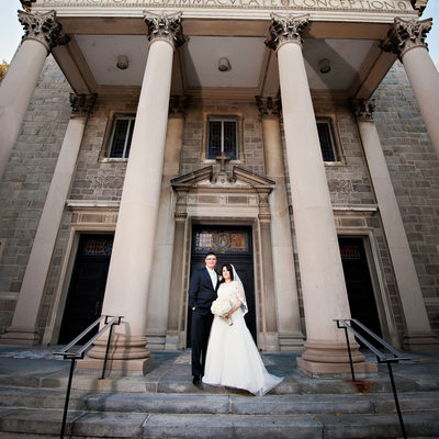 Patricia + Christopher | Waukegan Wedding Photographers