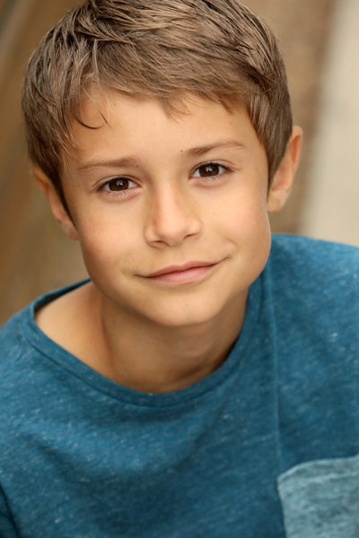Acting Headshot Los Angeles Kids Headshots Portfolio d