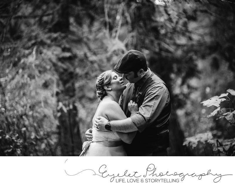 Wedding Photography Fernie Island Lake Lodge Portraits