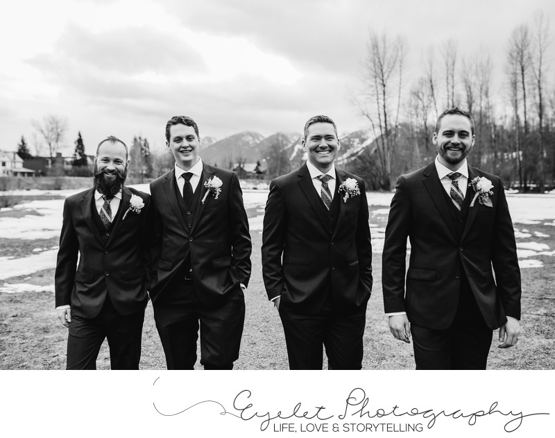 Annex Park Wedding Photography Fernie