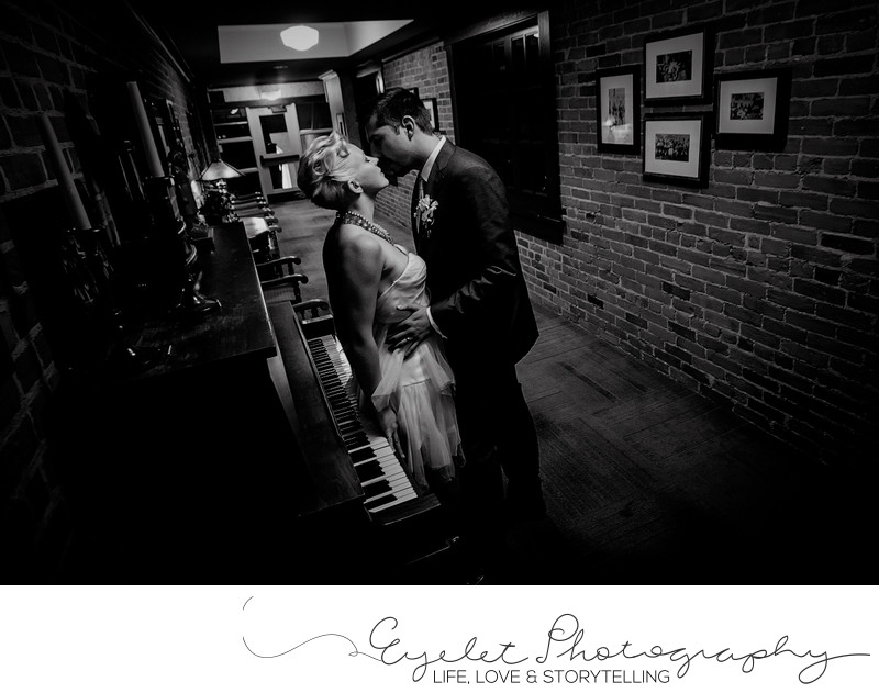 St Eugene Resort Wedding Photos