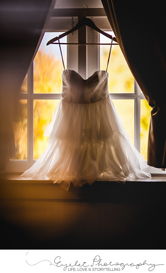 Wedding Detail Photography Dress Saint Eugene Golf