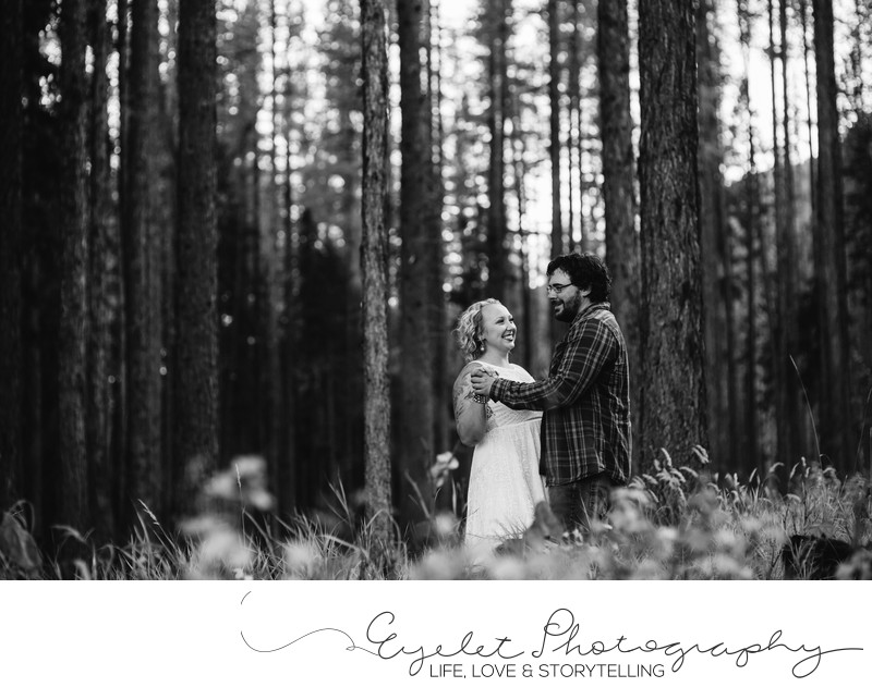 Wedding and Engagement Photographer Rocky Mountains