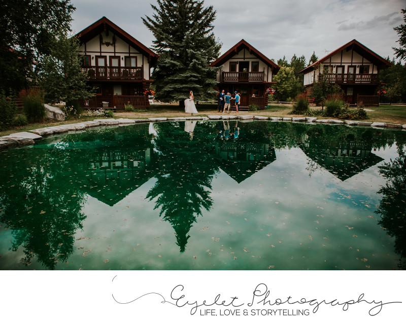 Great Northern Resort Glacier National Park Weddings