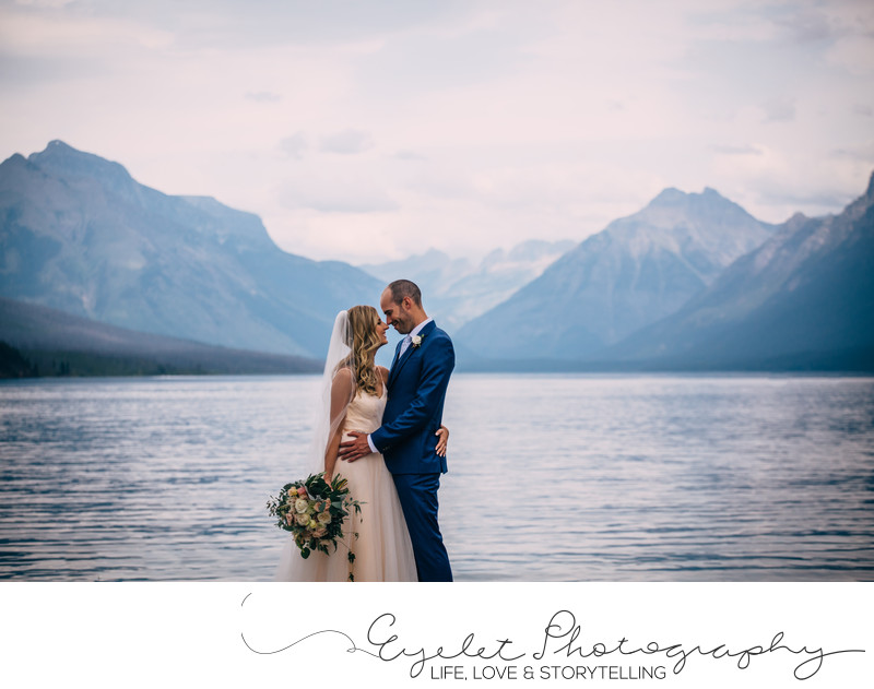 Glacier National Park Montana Wedding Photographers