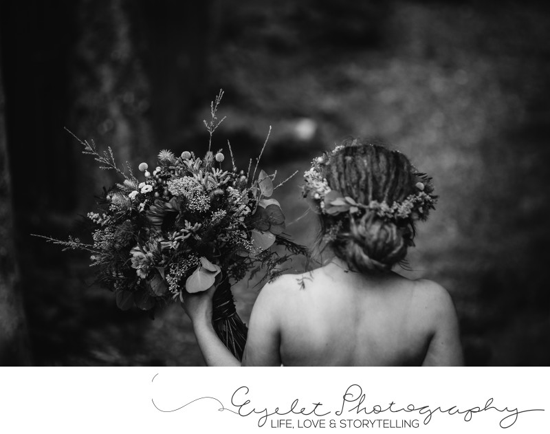 The Rose Peddler Crowsnest Pass Wedding Photographers