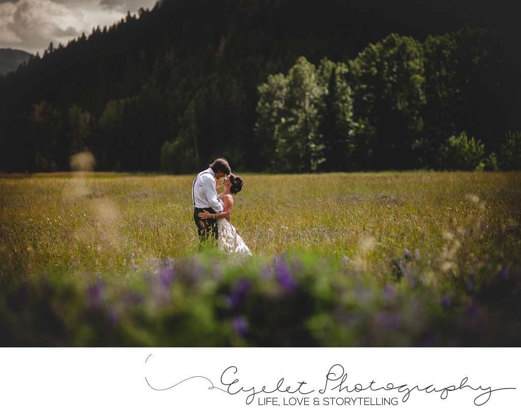 Wedding Photography Crowsnest Pass Portraits