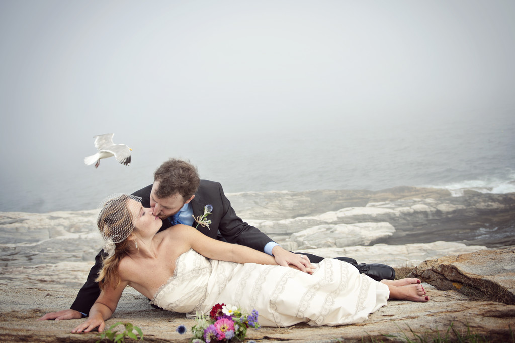 Pemaquid Wedding