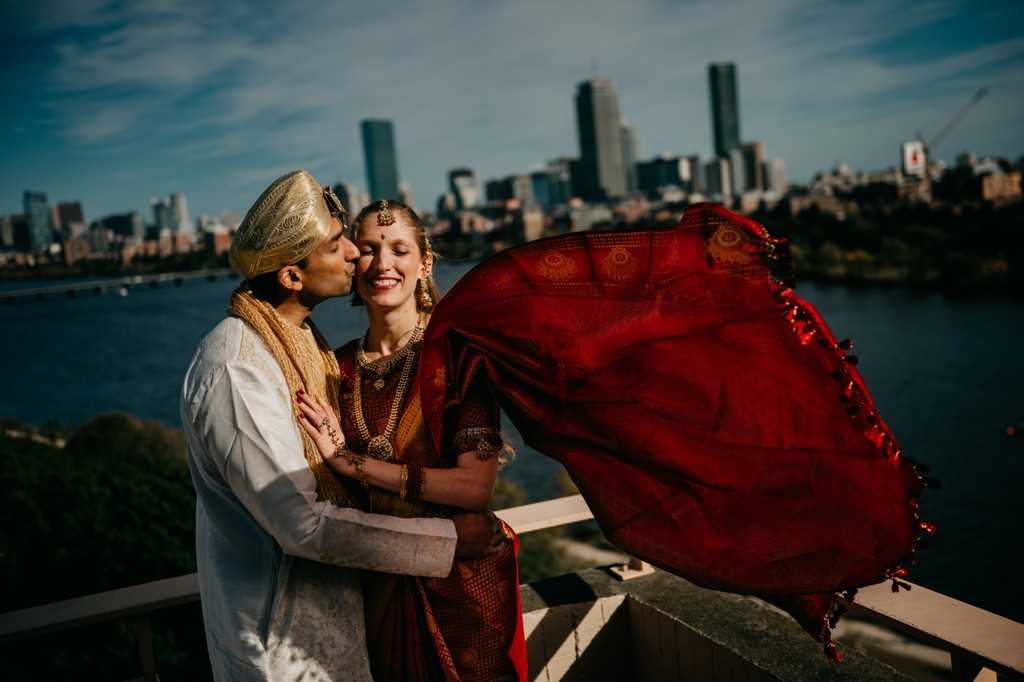 Indian wedding at Hyatt Cambridge