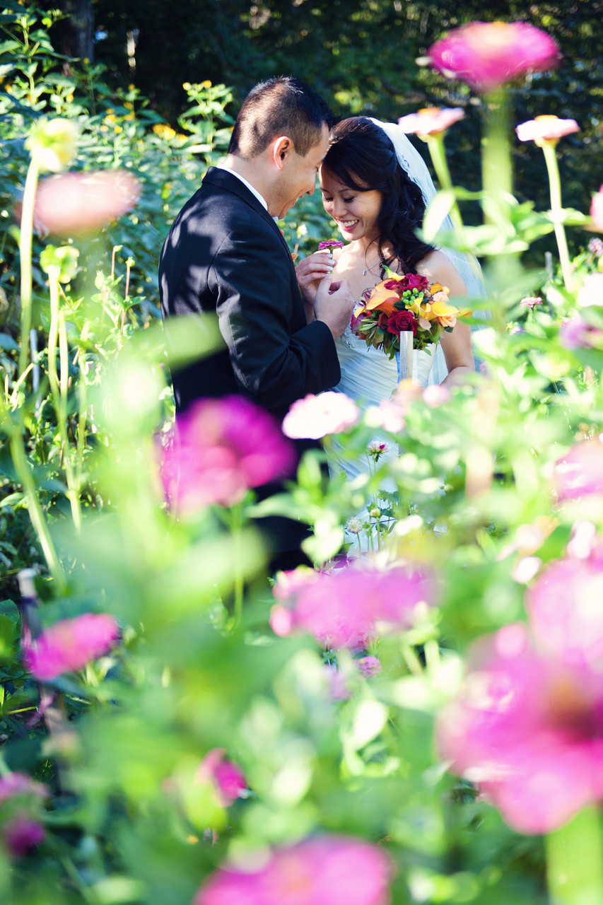 Clay Hill Farm Garden Wedding