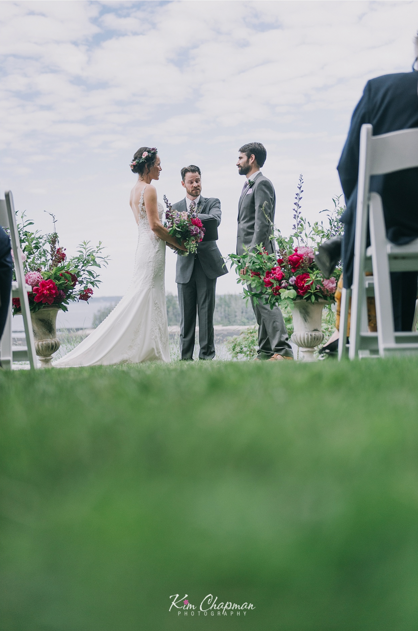 Summer Weddings in Maine