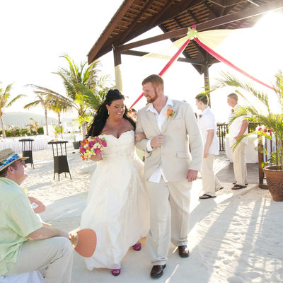 Secrets Montego Bay Jamaica wedding Photographer