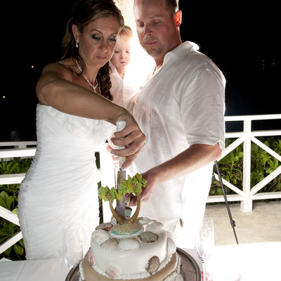 Cake Cutting in Jamaica