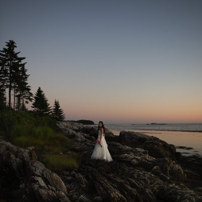 Sebasco Harbor Resort wedding photographer