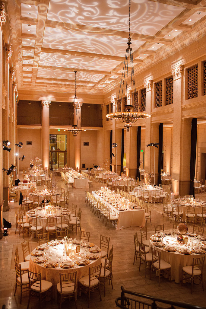 Bently Reserve Wedding Reception Old World Travel Theme