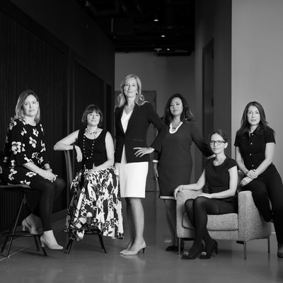 Women in Localization Board Members Corporate Head Shots