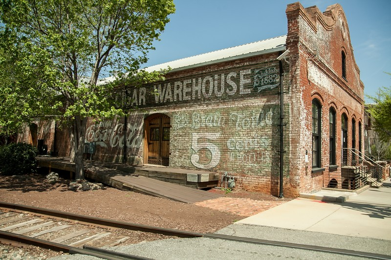 Old Cigar Warehouse, Greenville, SC