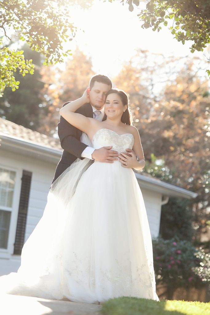 Stunning wedding couple photo Ryan Nicholas Inn