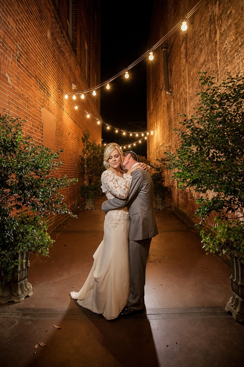Wedding pics at The Bleckley Inn, Anderson, SC