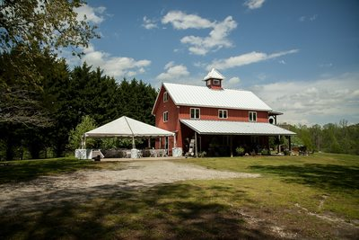 Barn Wedding Venue, Travelers Rest, SC