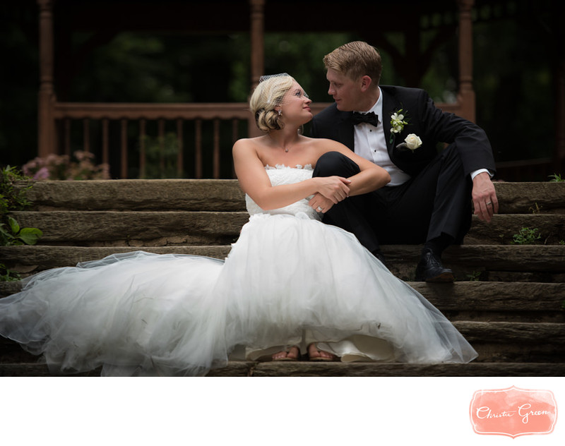Ridley Creek State Park Mansion Wedding