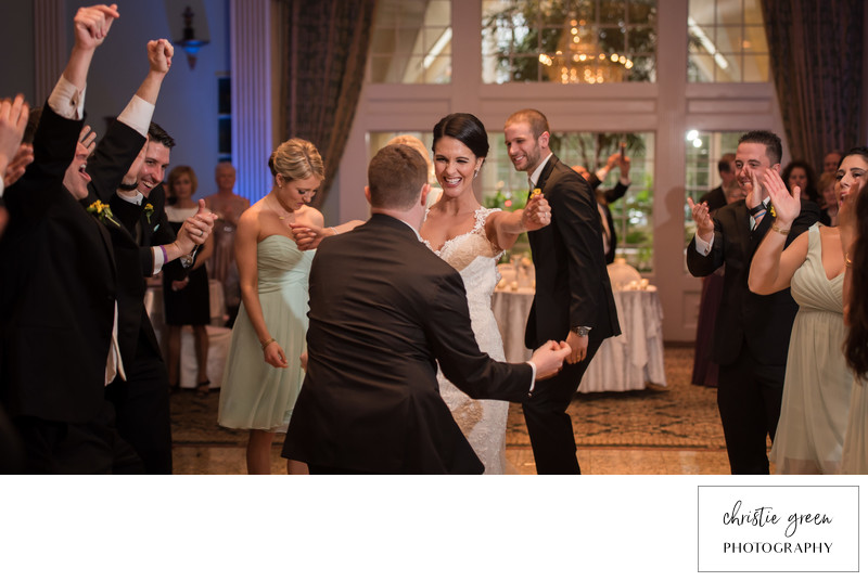 Mendenhall Inn Wedding