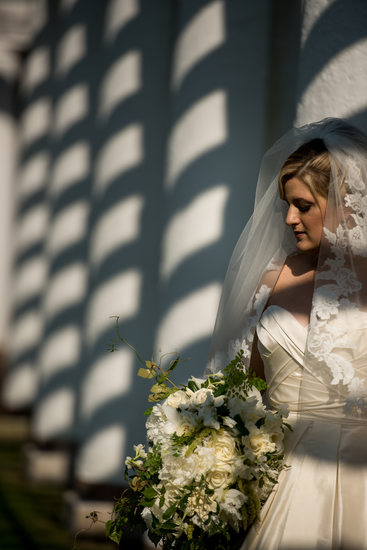 Bridal Portrait at Greystone Hall