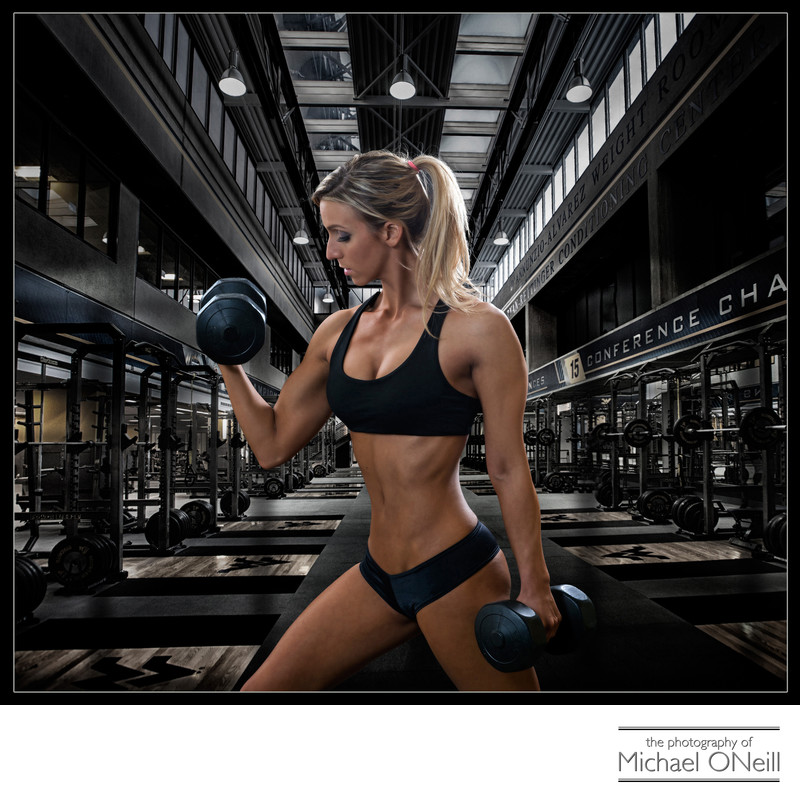 Long Island New York NYC Athlete Female Fitness Photographer