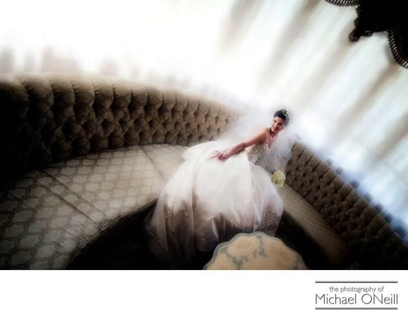 NYC Luxury Hotel Wedding Essex House