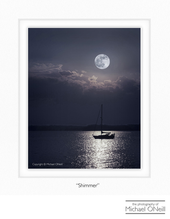 Collectible Fine Art Photography Sailboat Northport NY