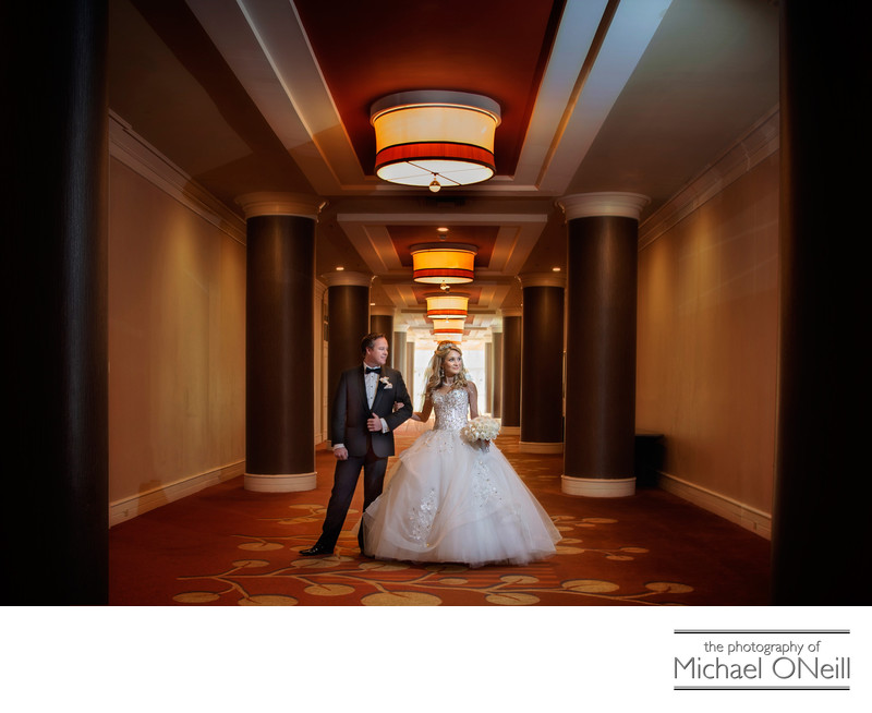 Hyatt Regency Long Island NYC New York Wedding Pictures