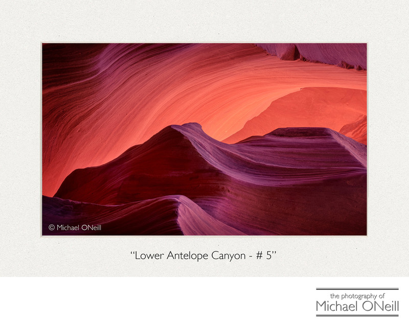 Arizona Slot Canyon Fine Art Photograph