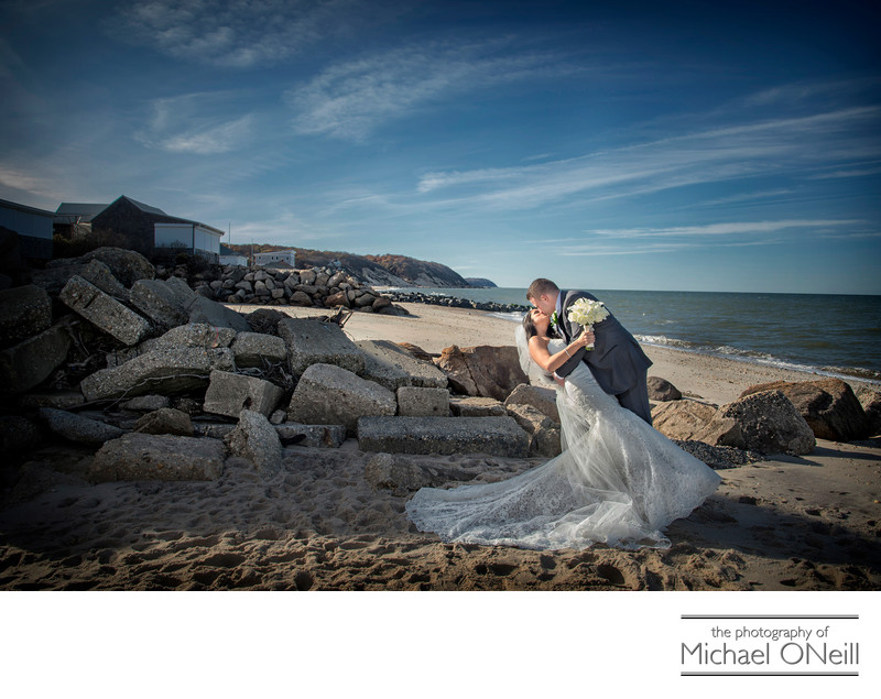 Beach Wedding Pictures Long Island Ny North Fork