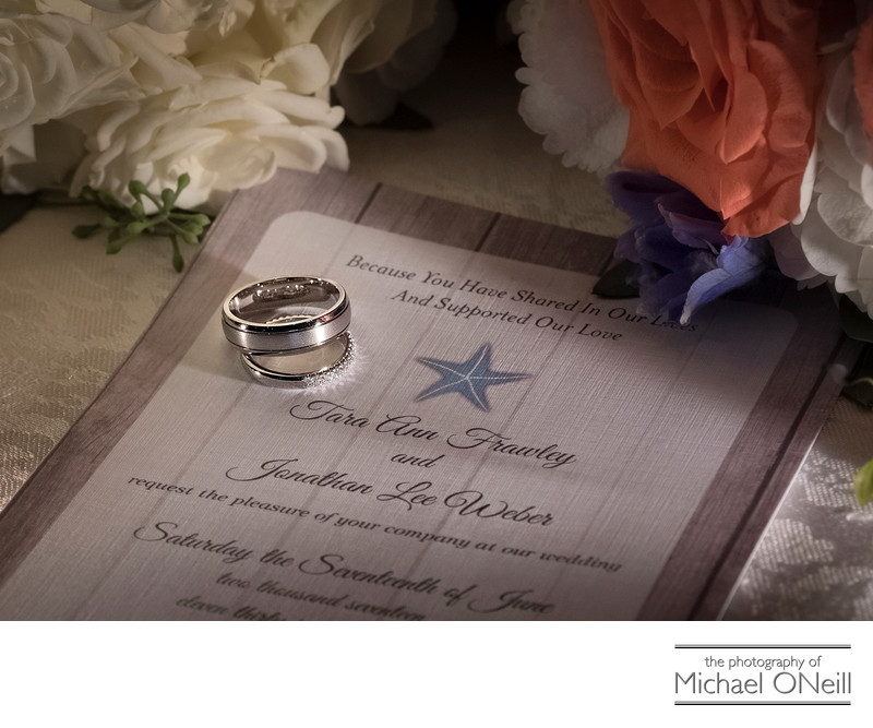 Wedding Rings Details Photographs LI Long Island Pics