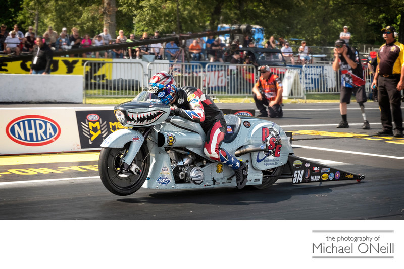 NHRA Pro Stock Motorcycle Magazine Photographer Pics