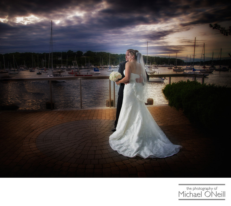 Best Harbor Club at Prime Wedding Photographer