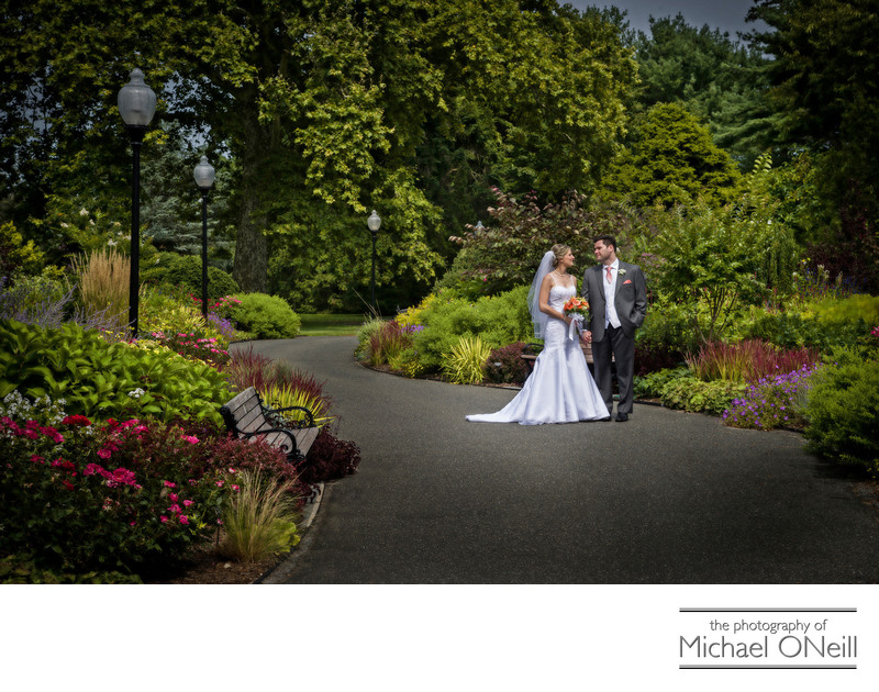 Best Bayard Cutting Arboretum Long Island Waterfront Wedding Photography