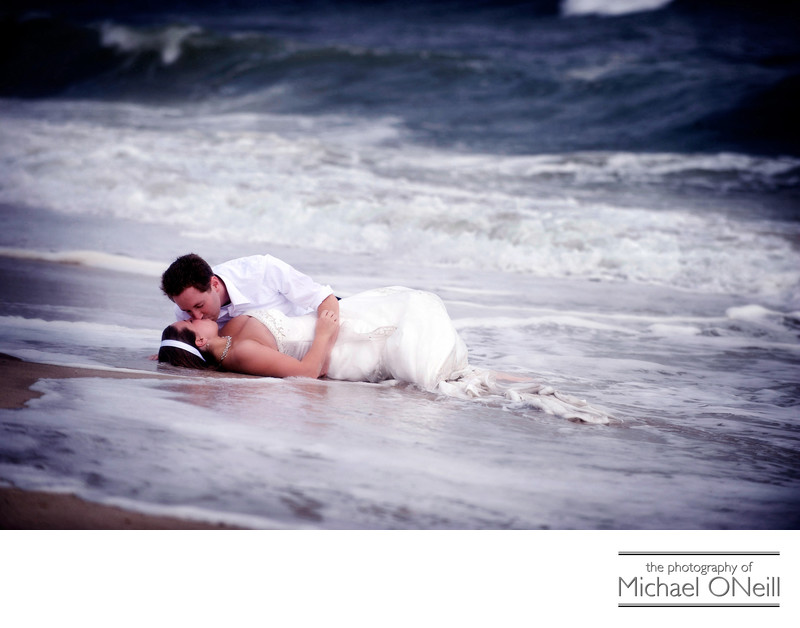 Hamptons Montauk Beach Wedding Photography
