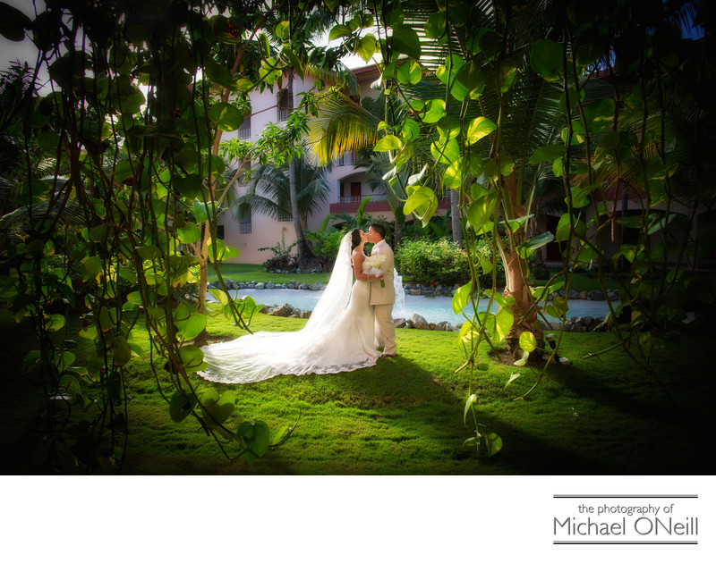 LI Caribbean Destination Wedding Photographer