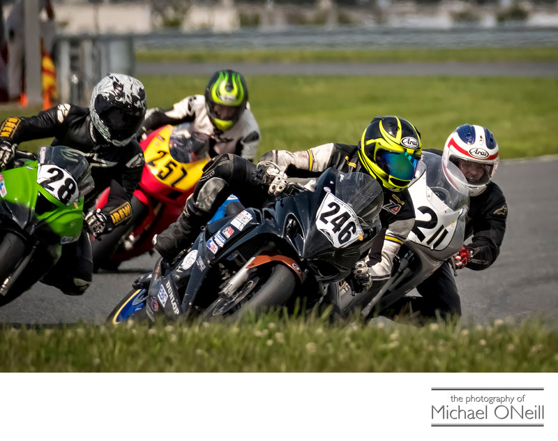 Freelance Motorsports Racing Photographer Stock Images