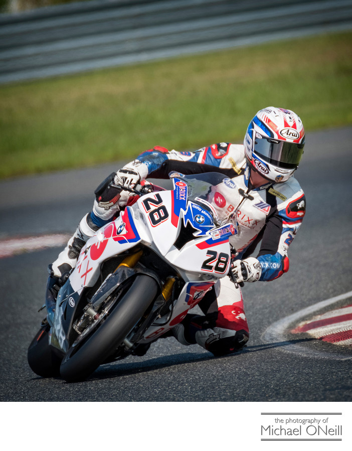 Sylvain Barrier MotoAmerica Superbike NJMP Racing Images