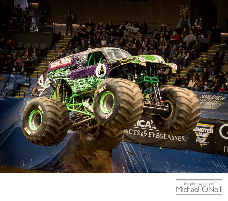 Monster Jam Monster Trucks Assignment Stock Photos
