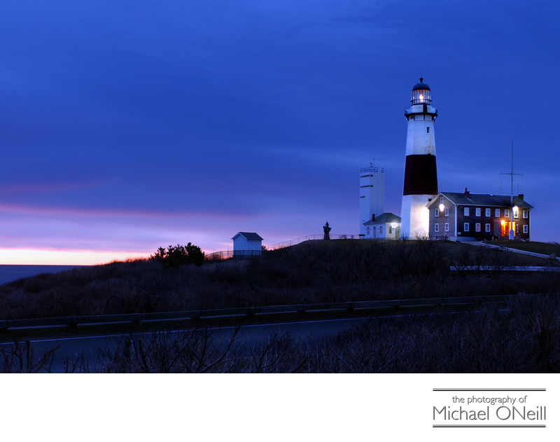 Collectible Fine Art Photography Lighthouse Montauk NY